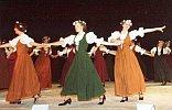 Carmina Burana 2002, Tanzgruppe