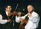 Musikalische Gäste Bernhard und Norbert