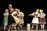 Ehemalige Tänzerinnen mit ''Ger'sch Fettgusch'n''