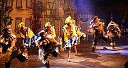 Samba trifft auf Africa