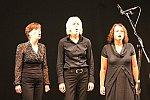 Sängerinnen des Chores ''HochCant'' der Musikschule Blume