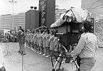 1973 Jugendfestival in Berlin mit Fernsehaufzeichnung